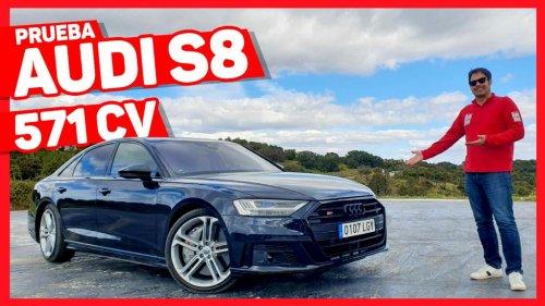 VÍDEO: Audi S8 2021, prueba a fondo de sus 571 CV