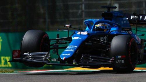 """Alonso y Sainz caen en Q2 en Imola: """"A ver si sumamos unos puntos"""""""