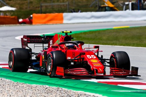 GP España 2021, Libres 3: Sainz cuarto, Verstappen líder