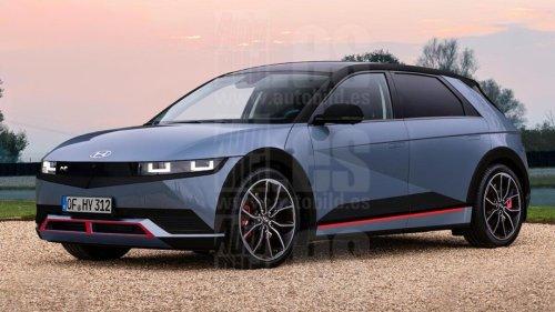 Ioniq 5 N: así será la versión deportiva del crossover eléctrico