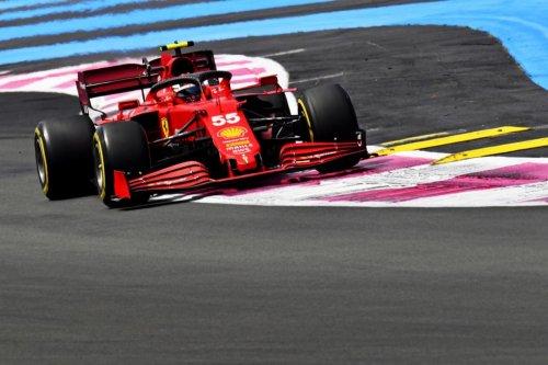 Carlos Sainz, 'líder del resto' en la clasificación de Francia
