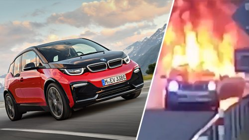 BMW NZ investigating scary i3 hybrid fire in Nelson
