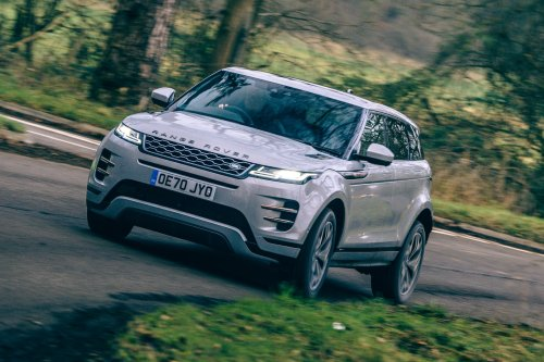 Land Rover Range Rover Evoque review | Autocar