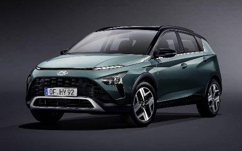 Hyundai Bayon: Así es el hermano pequeño del Kona