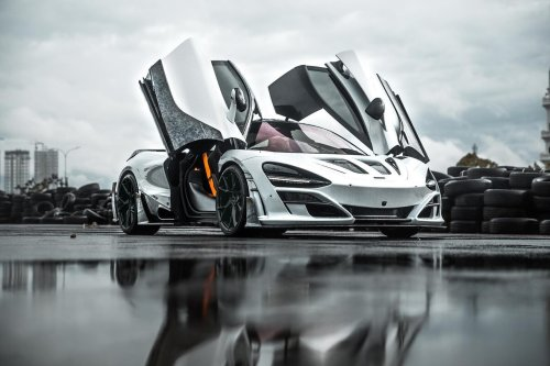 Mansory's Mclaren 720s Looks Better if You Close Your Eyes