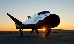 Dream Chaser Spaceplane Gets Ready For Its First Flight to ISS