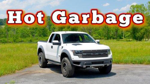 "Mr. Regular Says the 2014 Ford F-150 SVT Raptor Is ""Hot Garbage"""