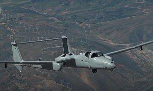 Firebird Sensor Drone Flies 9,000 Miles Across U.S. With Pilots On Board