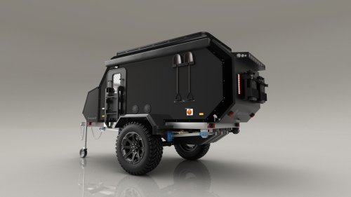 Get Ready for an Off-Road Adventure With the Valkari X1 Expedition Trailer