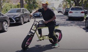 A$AP Rocky's New Super73-S2 Custom e-Bike Is Bound to Catch the Eye