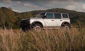 2021 Ford Bronco Big Bend Sasquatch Four-Door SUV Shows Very Nice Spec