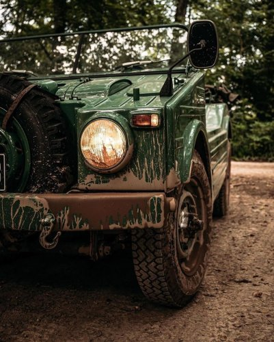 Rare Post-WWII Porsche 356 Jagdwagen Makes Off-Road Vehicles Look Like Toys
