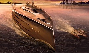 The Cobra Project Is a Mad Max-Style Superyacht With Recycled Jumbo Jet Engines