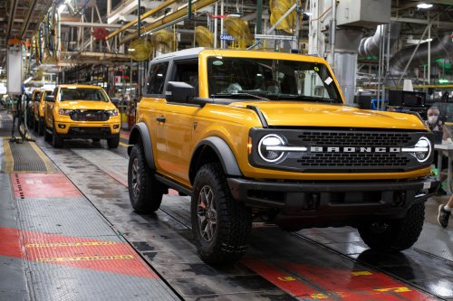 2022 Ford Bronco and Maverick Orders, Scheduling, and Production Dates Revealed