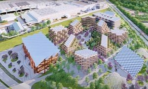 Toyota's Futuristic Woven City Will Be Powered by Hydrogen