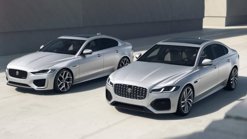Jaguar XE and XF gain R-Dynamic Black models | Auto Express