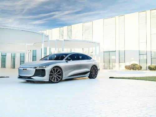 """Audi A6 e-tron concept: The Magnificent Return of """"Vorsprung Durch Technik"""""""