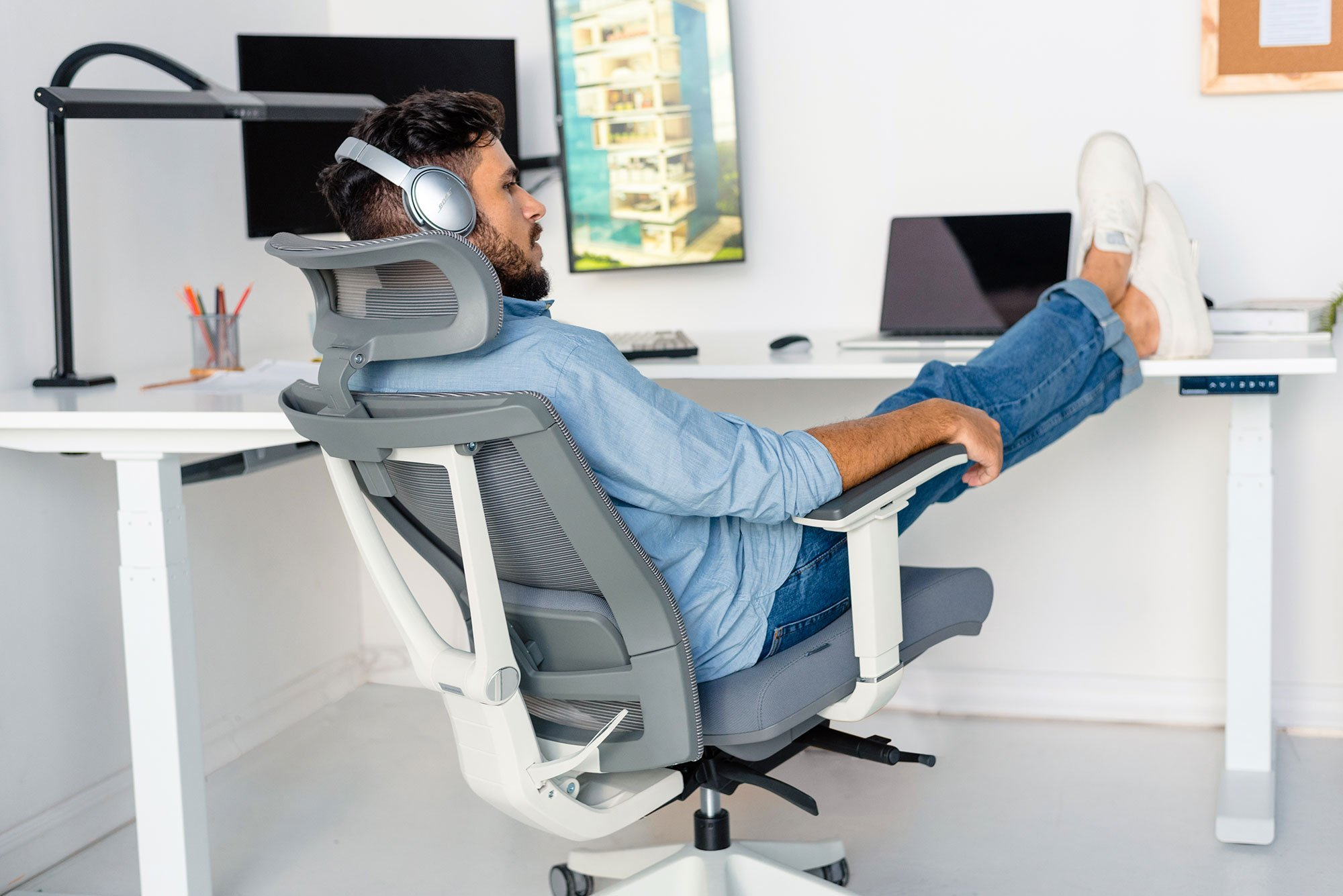 ErgoChair Pro | The Ergonomic Chair that Supports Your Entire Body