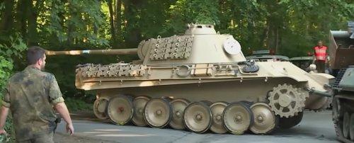 250 000 € d'amende pour avoir gardé un tank dans son garage