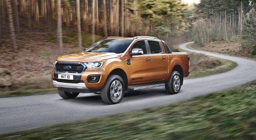 Ford Ranger : près de 50.000 modèles au rappel