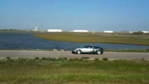 La Bugatti Veyron jetée dans un lac en 2009 va être restaurée !