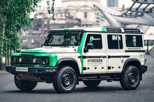 Ineos Grenadier : le 4x4 Made in France passe à l'hydrogène !