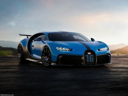 Le coût d'entretien absolument délirant d'une Bugatti Chiron !