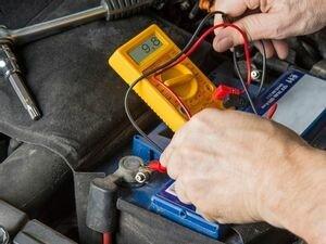 Comment tester la batterie d'une voiture ?