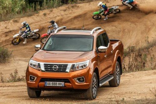 Occasion : 5 Nissan Navara à partir de 26 890€