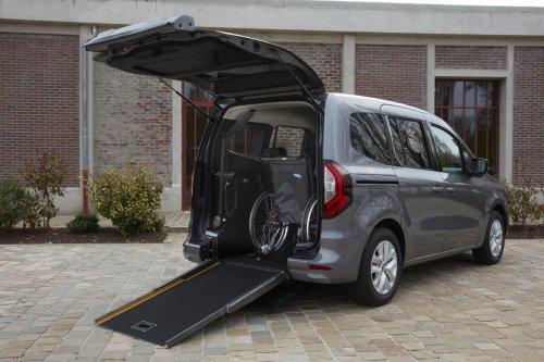 Renault Kangoo (2021) : en version TPMR