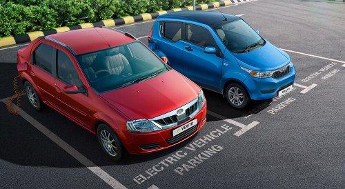 Mahindra eVerito : quand la Dacia Logan devient électrique !