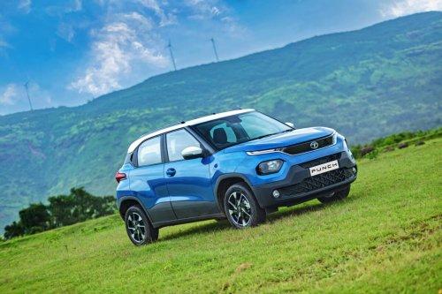 Tata Punch (2021) : un petit SUV à moins de 7 000 € ?