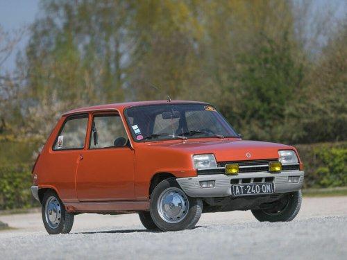 Renault 5 : retour en images sur la carrière d'une icône française