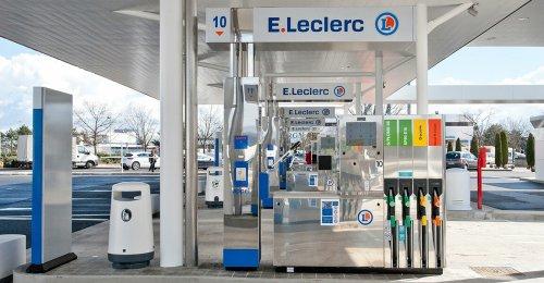 Leclerc : le carburant à prix coûtant les 30 et 31 juillet 2021