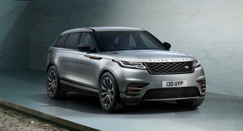 Inside the 2021 Range Rover Velar: Prince of the Streets