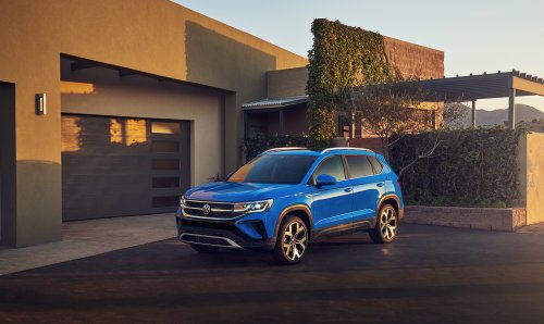 Inside the 2022 Volkswagen Taos: A Brand New Compact SUV