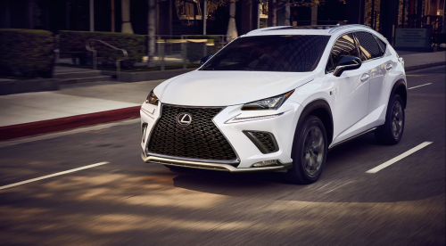 Inside the 2021 Lexus NX: Eco-Friendly Dynamic Luxury
