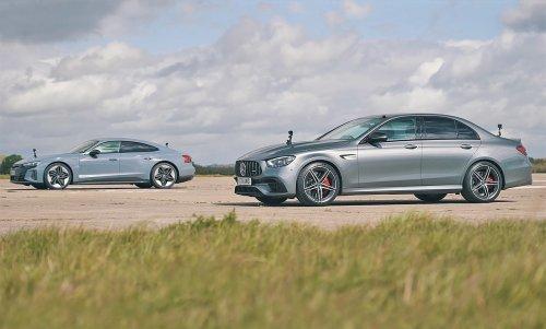 Audi RS e-tron GT/AMG E 63 S: Video | autozeitung.de
