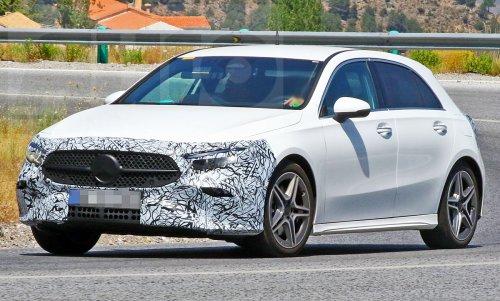 Mercedes A-Klasse Facelift (2022): Preis/Hybrid | autozeitung.de