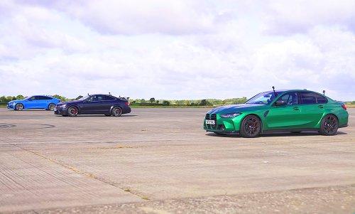 Audi RS 5/BMW M3/AMG C 63: Video | autozeitung.de