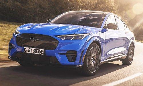 Ford Mustang Mach-E GT (2021): Testfahrt   autozeitung.de