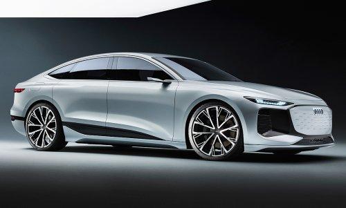 Audi A6 e-tron Concept (2021): Preis/Reichweite | autozeitung.de