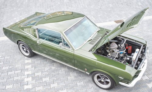 Ford Mustang 1. Serie kaufen: Classic Cars   autozeitung.de