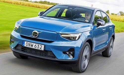 Neuer Volvo C40 Recharge (2021): Testfahrt   autozeitung.de
