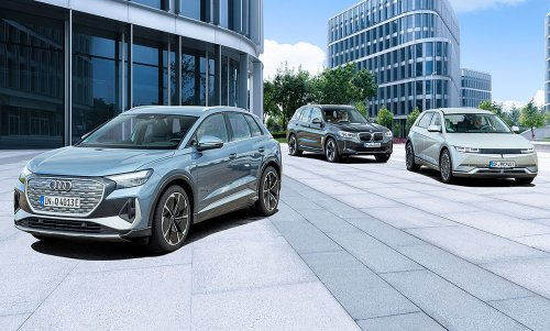 Audi Q4 e-tron/BMW iX3/Ioniq 5: Vergleichstest | autozeitung.de