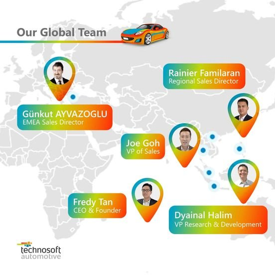 Introducing an Excellent Global Automotive Team | Yana Automotive Solution - cover