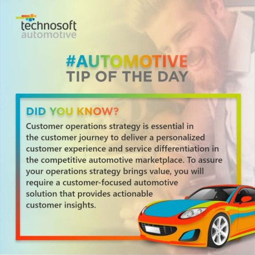 #TipOfTheDay | Yana Automotive Solution | Dealer Management System (DMS) - cover