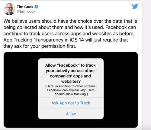 iOS 14.5 è arrivato: l'impatto su tracciamento e ads