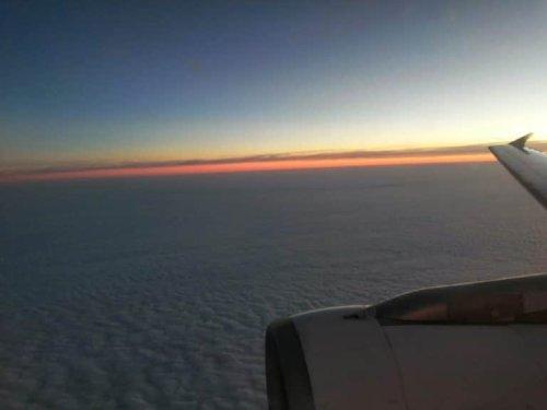 Eurocontrol: Flugbewegungen nehmen wieder ab