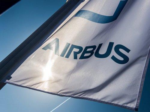 Airbus schafft es in den DAX